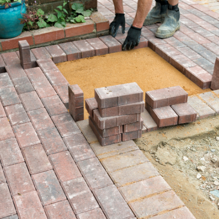 new block paving to drivway in stourport